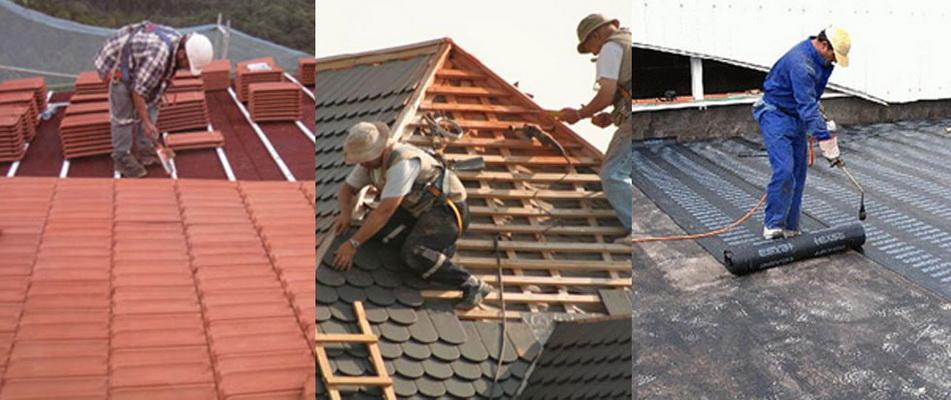 Tipos de tejados y cubiertas interesting tipos de tejados - Tipos de cubiertas inclinadas ...